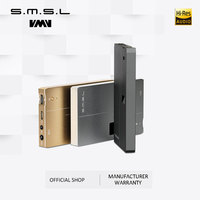 Clearance SMSL IQ USB HI RES headphone Amplifier with DAC DSD512 PCM 768kHZ built in chargeable battery 2.5mm and 3.5mm output