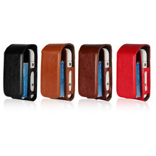 Novo portátil mini saco para iqos para iqos 2.4 plus universal caso capa protetora bolsa