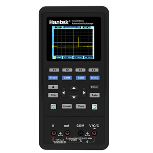 Image 3 - Hantek 디지털 Osiclloscope 2D82auto 4 in 1 2D82 2 채널 오실로스코프 + 멀티 미터 + 자동차 진단 + 파형 발생기
