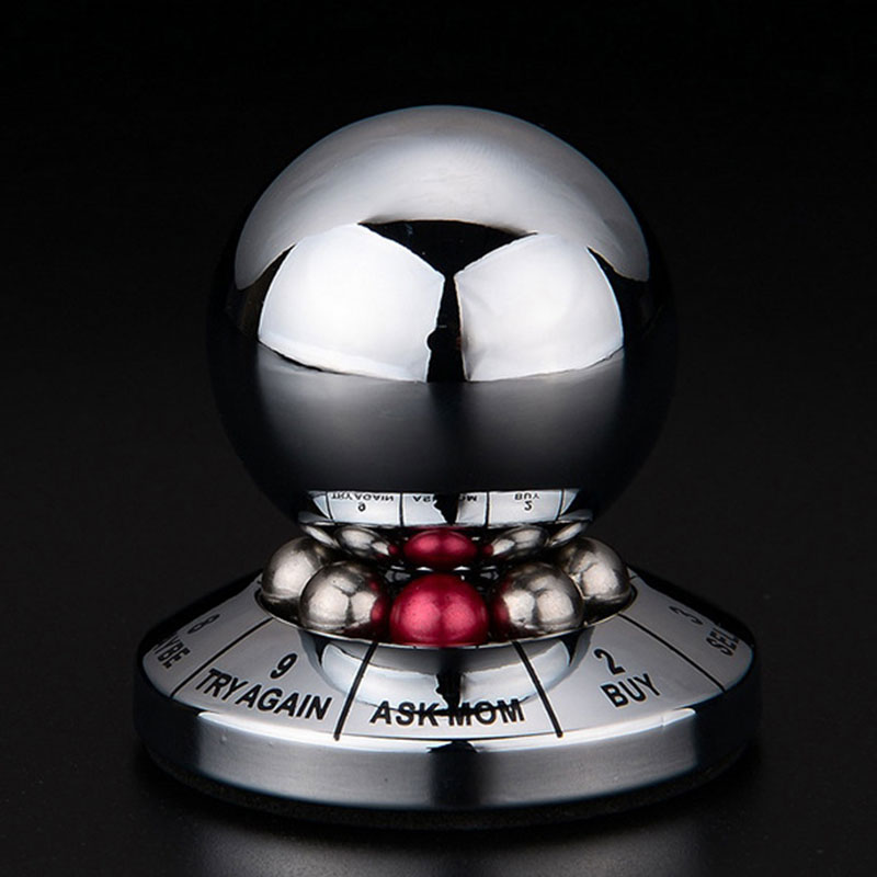 Hot Decompression Predicts Decision Ball Creative Magic Toys & Games Party Miniature Trick Toy Family Office Fashion Accessorie