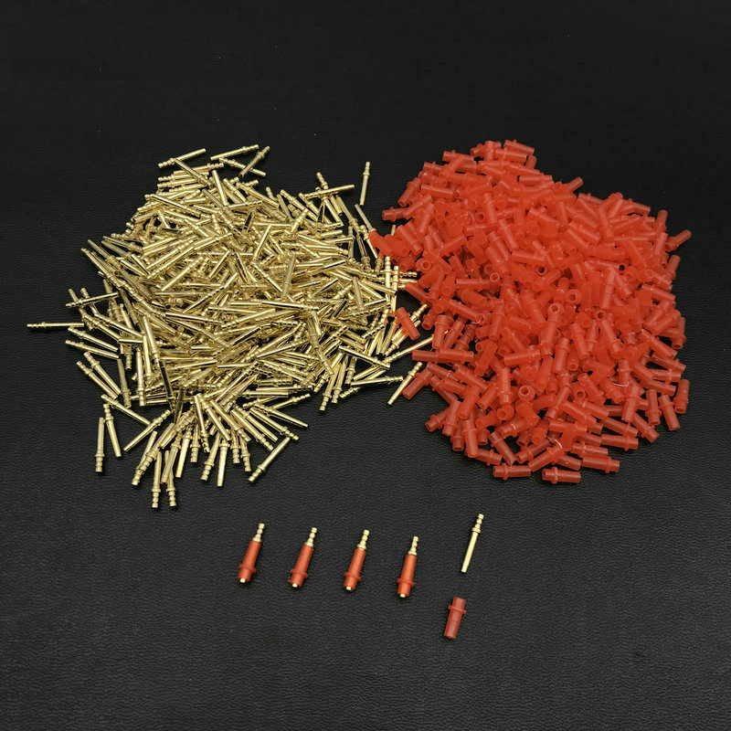 1000pcs Dental Lab Materials Die Model Pins 16mm