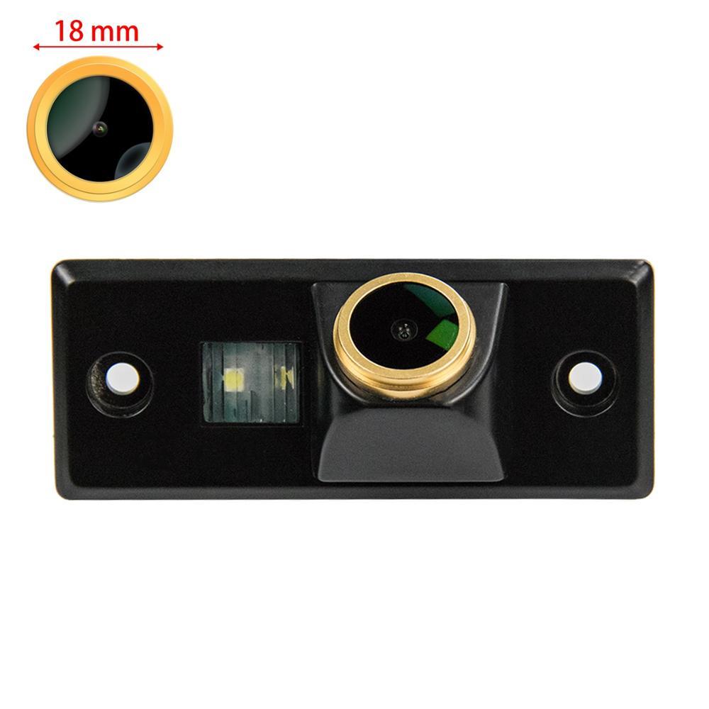 HD 1280x720p Reversing Rear View Backup Camera forVW Golf V MK4, Passat B5, Tiguan, Touareg,Polo, Skoda Fabia
