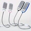 28 светодиодный светильник для чтения s светодиодный USB 2020 книжный светильник ультра яркий гибкий 4 цвета для ноутбука ПК компьютера 1 шт. Ново...
