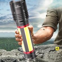 300000 LM XHP90 plus puissant lampe de poche LED construit en 26650 batterie Zoomable USB Rechargeable affichage de puissance puissant torche lumière