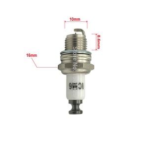 Image 5 - 2pcs Rcexl 10mm iridium spark plug ICM 6 ICM6 for 5812 CM 6 G20PU MLD35CC DLE30 DLE55 DLE111 DLA56 DLA32 DLA112 EME55 DA DLE