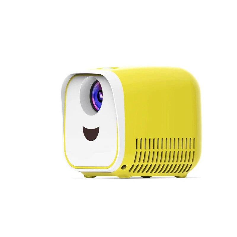 Mini projecteur Original L1 projecteurs Home cinéma Full HD 1080P Portable 1000Lumens HDMI USB lecteur multimédia enfants cadeau