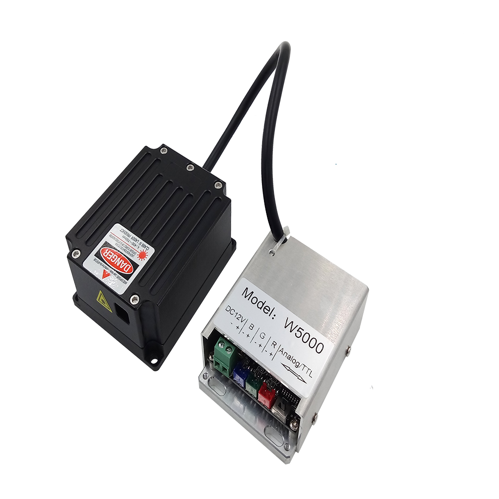 3W RGB LASER LIGHT  MODULE For High Quality