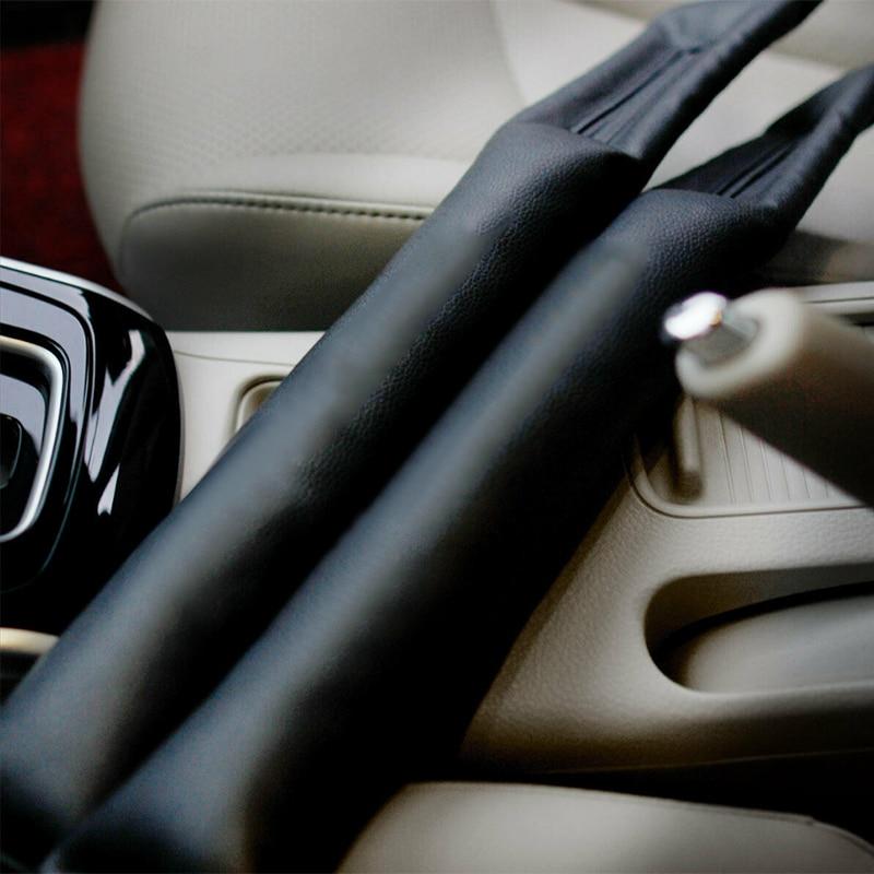2pcs Car Seat Gap Fillers Auto Seat Cushion Crevice Gap Pad Fillers Anti Drop Car Chair Space Filling Strip Leak Stop Phone Pad