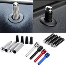 Автомобильная дверная булавка, ручка замка, Натяжной чехол, аксессуары для Mercedes Benz AMG W203 W204 W205 W210 W211 GLK GLA GLC ML SL W168 CLA CLS SLK