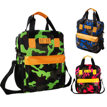 Travel Backpack Student Book Bag Camouflage Cartoon Children School Tote Bag Kids Cute Crossbody Bag #197362 dispalang popular 16 inch children school backpack ballet dancing shoes prints customized school bag elementary student book bag