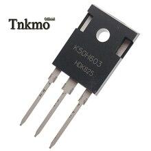 10 PIÈCES IKW50N60H3 À 247 K50H603 IGW50N60H3 G50H603 TO247 50A 600V Transistor IGBT livraison gratuite