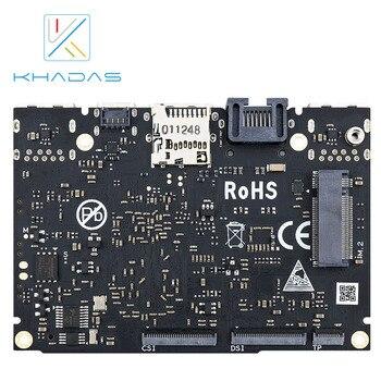 2019 Most Powerful Single Board Computer With 4GB LPDDR4/4X + 32GB EMMC And 5.0 NPU Khadas VIM3 Pro Demo Board 1
