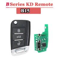 Boa qualidade (1 peça) keydiy b15 kd remoto 3 botão b série chave remota para urg200/kd900/kd200 máquina