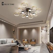 Домашний декоративный потолочный светильник светодиодные люстры