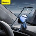Baseus магнитный автомобильный держатель для телефона, навигационный держатель для телефона, воздуховод, магнитный притяжение, вентиляционны...