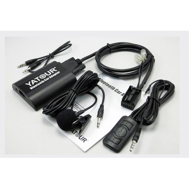 Yatour BTA RD4 Bluetooth Radio MP3 Music Player for Peugeot Citroen RD4 RT3 car radio A2DP Music Remote Control