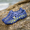 Summer Men Water Shoes Breathable Beach Sandals Upstream Water Shoes Women's Quick-drying Hollow Slippers Aqua Shoes Men 2021