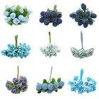 Blue Color Artificia...