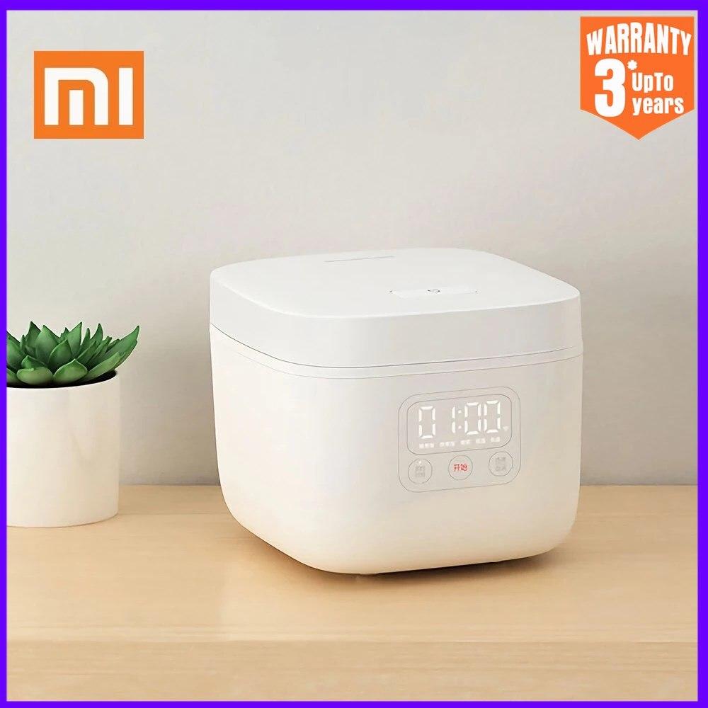 Электрическая мини-рисоварка XIAOMI MIJIA, Умная Автоматическая Бытовая кухонная утварь для приготовления риса на 1-2 персоны