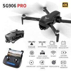 ZLRC SG906 PRO dron GPS z 2 osi Anti-shake samostabilne Gimbal Wifi FPV kamera 4K bezszczotkowy Quadcopter's postawy polityczne w F11 ZEN K1