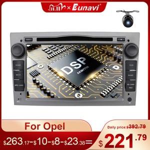 Image 1 - Eunavi 2 Din Android 10 Car dvd stereo radio Player For Opel Astra Vectra Antara Zafira Corsa GPS Multimedia in dash CD 7 IPS