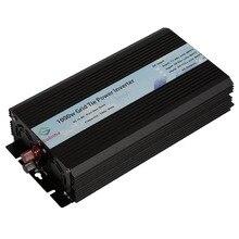 1000 Вт солнечной энергии инвертор генератор на сетке галстук DC22-56v к AC90-130v