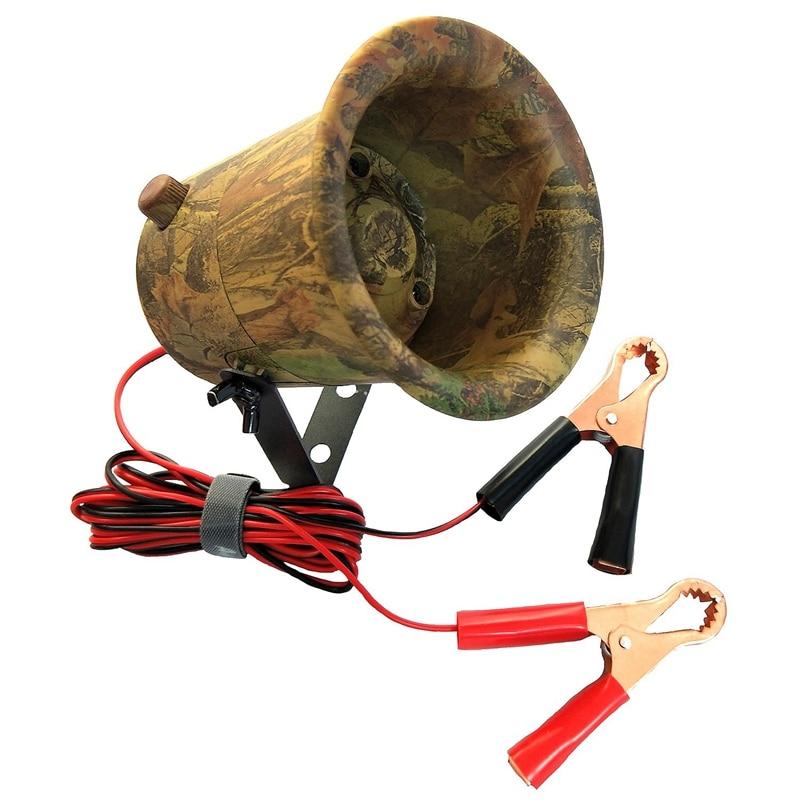 Caça Aves Chamador Player Pássaro Som Caller 50w Alto-falante 150db Amplificador Altifalante Chamariz Camuflagem Mp3 Mod. 259370