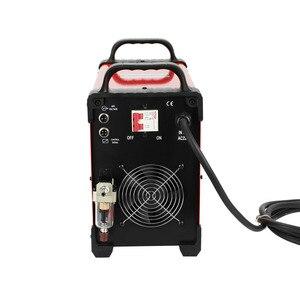 Image 4 - Machine de découpe Plasma IGBT, Non HF Arc HC8000 80A CNC V et 220V, avec contrôle numérique, épaisseur de coupe de 30mm pour montrer