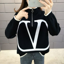 Plus Size Winter Female Knitted Pullover Fashion New Arrival Women Turtle Warm Autumn Pull Sweaters Ladies Oversized Jumper