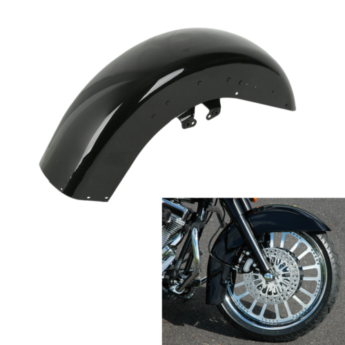 TCMT Motorcycles Fairing Cover Front Fender Mudguard Fairing For Harley Touring Road King Electra Glide Street Glide 2014 2015 2016