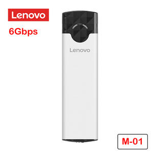 Lenovo M2 SSD Adapte Case Enclosure NGFF Type-C 6gbps SATA3.0 Solid-State-Drive To Usb 3.1