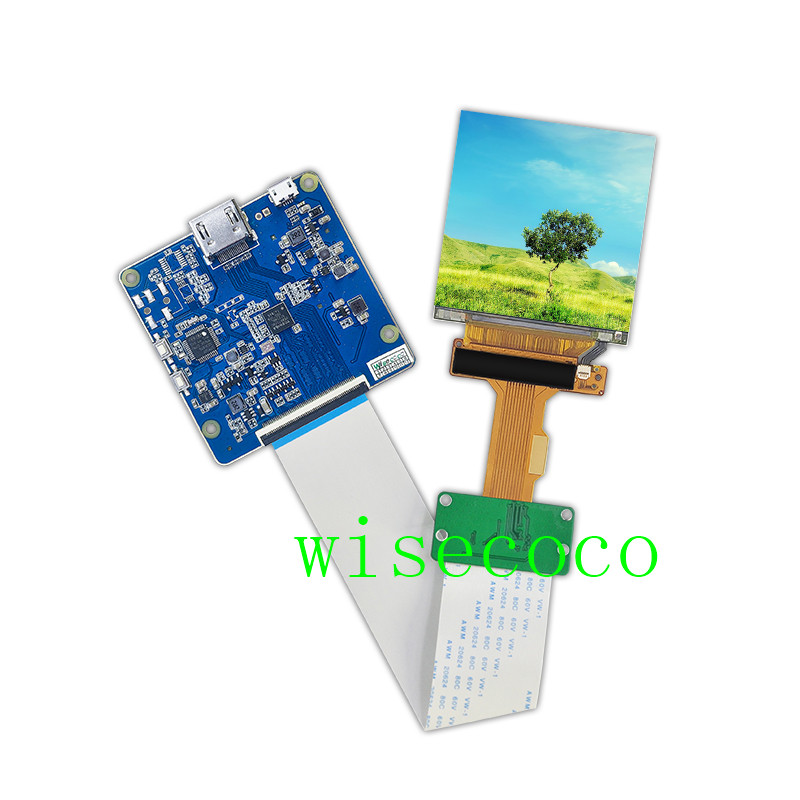 "2.9"" inch 2k 1440*1440 IPS lcd screen display panel MIPI HDMI interface controller board LS029B3SX02 VR Project(China)"
