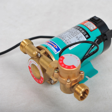 цена на Automatic Switch Hot Water Heater Force Lift Pump Running Water Pipeline Fish Tank Water Circulation  copper water  PUMP 15WZ-10