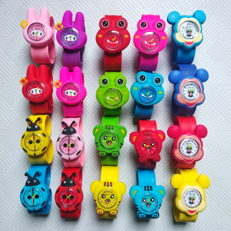 2019 Hot Selling Children Watch For Girls Boys Cartoon Animal Team Waterproof Digital Kids Watches Student Child Gift Baby Clock