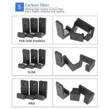 สำหรับ PS4 PRO PS4 คอนโซลเกม Slim แขวน Cooling ขาตั้ง Anti ลื่นไถลซิลิโคน Wall Mount Rack ชิป Wall STICK แท่นวาง Hander