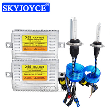 Ballast-Kit Hid-Xenon 4300K Car-Headlight-Bulb DLT Canbus H3 H11 H7 5500K 12V X55 H8