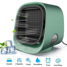 Вентилятор кондиционера воздушный охладитель вентилятора мини