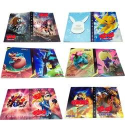 Мультфильм Аниме 240 шт держатель альбомная игрушка Коллекция игровые карты Альбом Книга топ для детей подарок