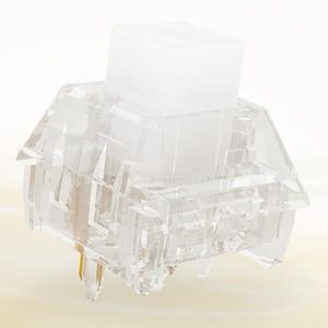 Image 3 - Kailh คริสตัลกล่องสวิทช์คีย์บอร์ด DIY RGB/SMD สวิทช์ป้องกันฝุ่นกันน้ำใช้งานร่วมกับ Cherry MX