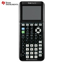 Texas Instruments TI 84 PLUS CE Programming Graphing Calculator AP IB SAT International Exam Computer