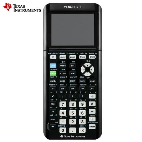 texas instruments ti 84 mais ce programacao calculadora grafica ap ib sat exame internacional