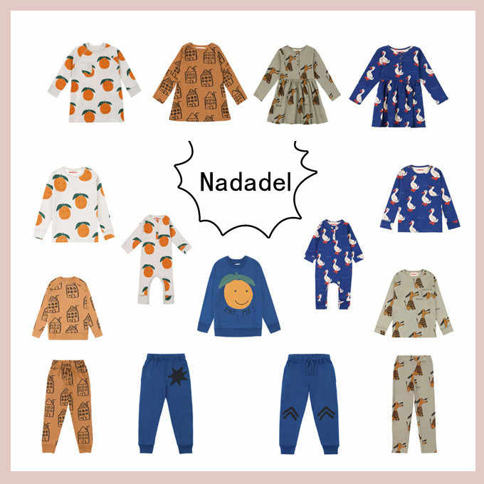 Pre-sale ZMHYAOKE-Nada* NEW 2020 Summer Baby Girls Clothes Children's Sets Fashion Beach Christmas Boutique Kids Boys Beach Tpos