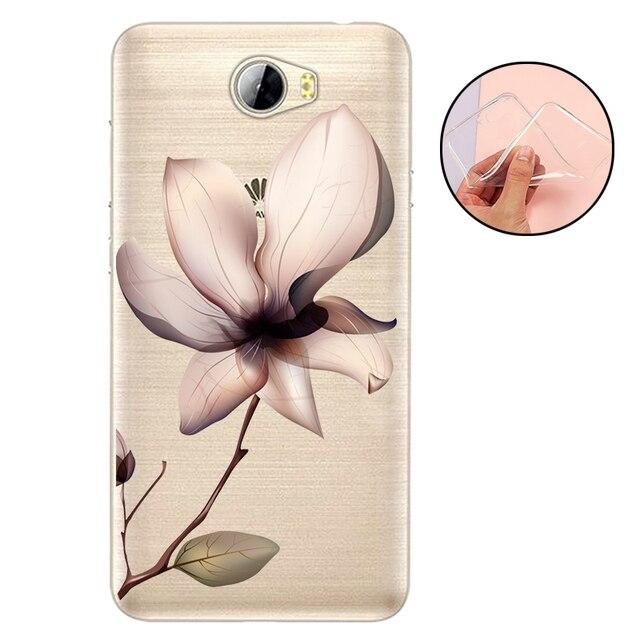 """CaseRiver For 5.0"""" Huawei Honor 5A LYO-L21 Case Cover For Huawei Y5 II Case Cover For Huawei Cun-U29 CUN-L21 CUN-L01 Phone Case"""