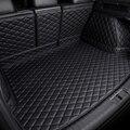 Изготовленные на заказ автомобильные коврики для багажника BMW X6 E71 E72 F16 всепогодный чехол водонепроницаемый 6D автомобильный Стайлинг высок...