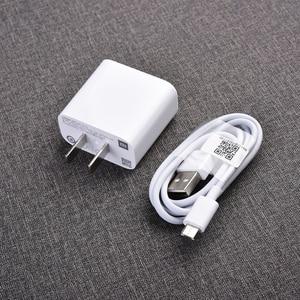 Image 4 - MDY 09 EW Ban Đầu Tiểu Mi Củ Sạc USB 5 V/2A Adapter Châu Âu Mi Cro Cáp Dữ Liệu USB Cho Mi 4 đỏ MI S2 4 4X 4A 5 5A 6 6A Note 3