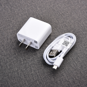 Image 4 - MDY 09 EW Original Xiao mi USB Ladegerät 5 V/2A EU Adapter mi cro USB Daten Kabel Für mi 4 rot mi S2 4 4X 4A 5 5A 6 6A Hinweis 3