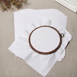 DIY качели вышивальные принадлежности вышивка крестом ткань хлопок и лен рукоделие Современная ручная работа Белая Ткань Искусство ремесло для домашнего использования #63
