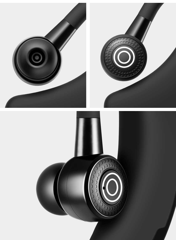 XEDAIN 헤드폰 V9 핸즈프리 무선 블루투스 헤드셋 IOS 안드로이드에 대한 소음 제어 Xiaomi 화웨이 아이폰 드라이버 운동