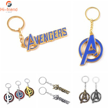 Fashion Jewelry Simple The Avengers 3 Necklaces High Quality Super Hero Stainless Steel Letter A Men Beads Chain Necklace