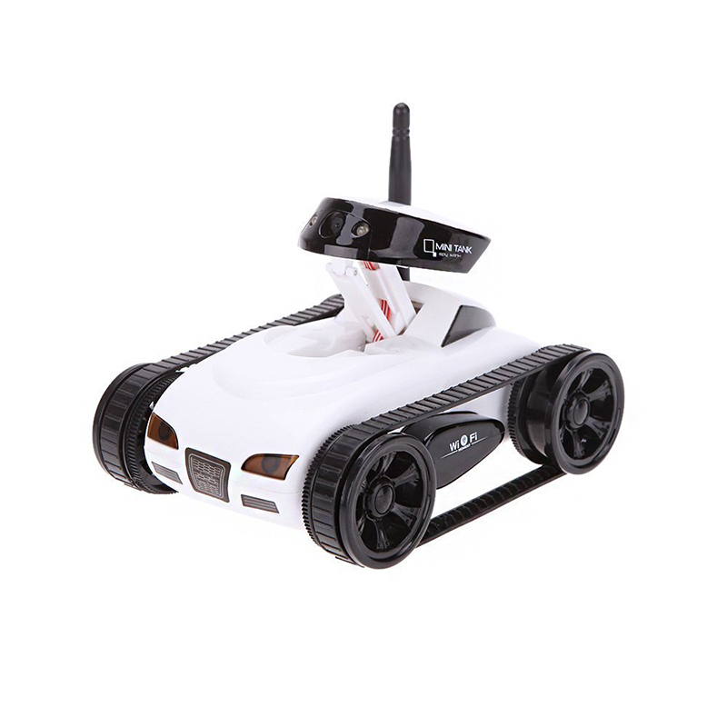 RC Tanks Car 777-270 With Camera Real-time transmission Mobile phone remote control With WiFi FPV Model Intelligence robot Toys